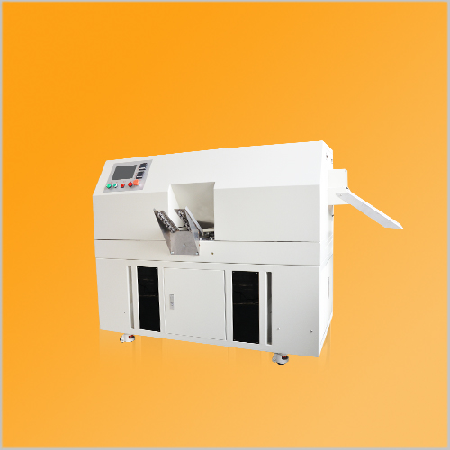 SR-301 - Plastic sealing and heat shrinking machine