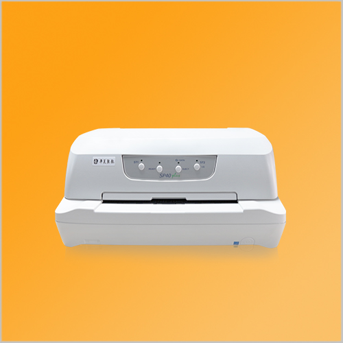 D1 - D-series passbook and bill printer